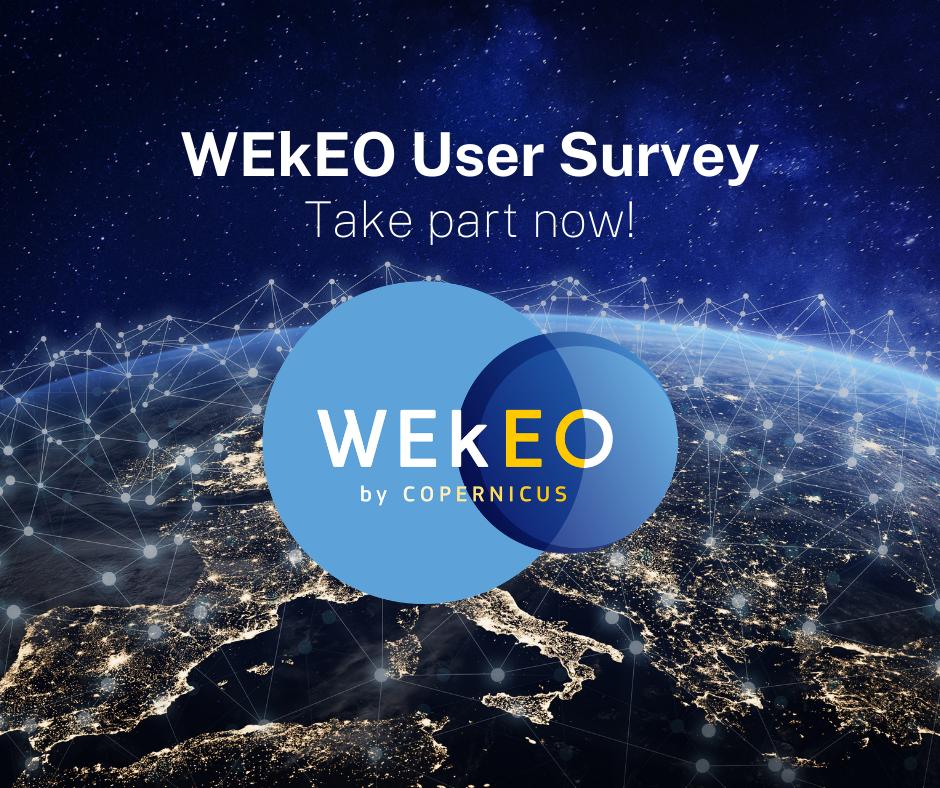 WEkEO User Survey